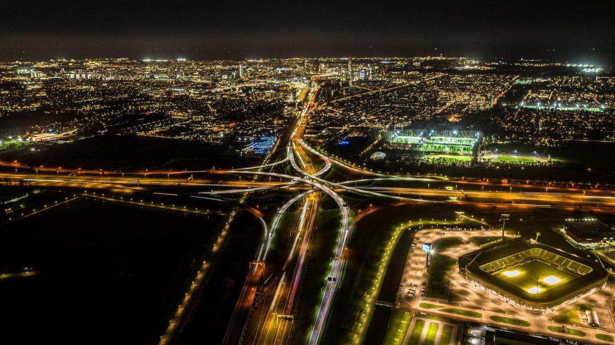 Drone Den Haag