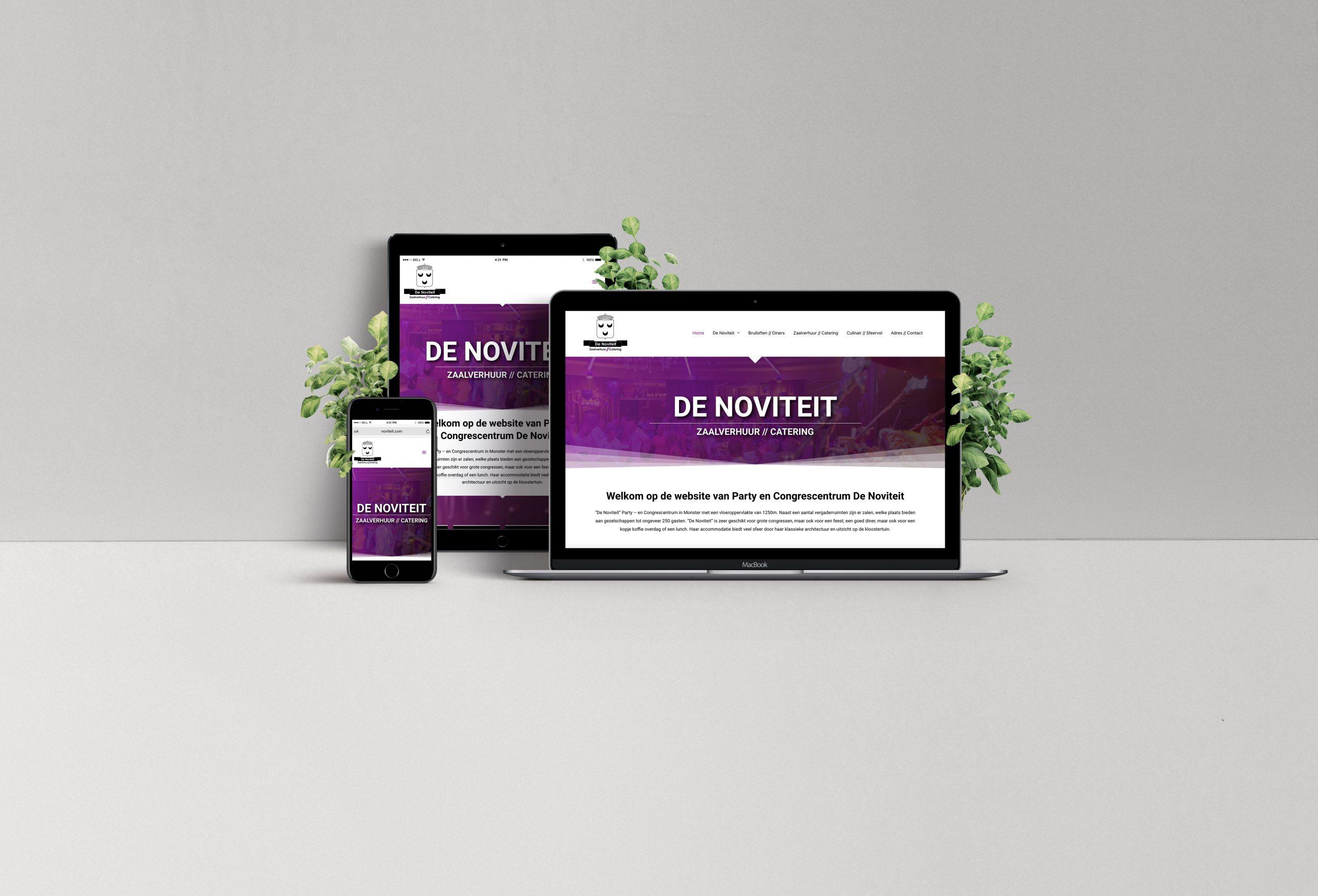 NNoviteit website promo